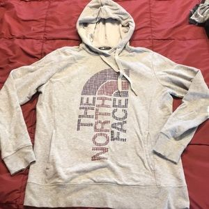 The North Face women's hoody